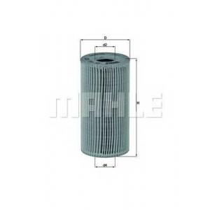 MAHLE FILTERS OX441D
