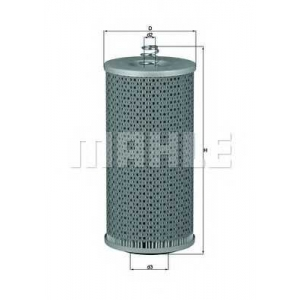 MAHLE FILTERS OX69D