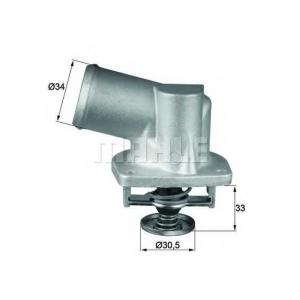 MAHLE ENGINE TI13292D Термостат Behr C.838.92 OPEL