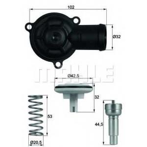 MAHLE ENGINE TI22087D