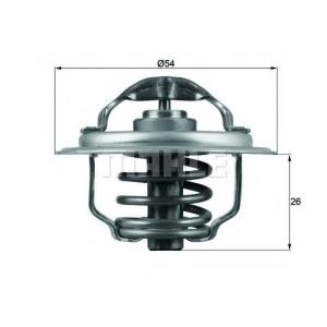 MAHLE TX11187D Термостат