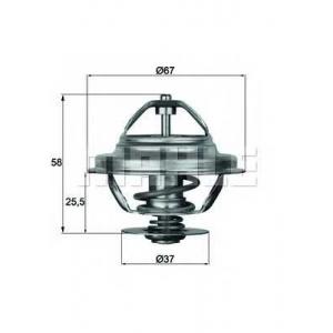 MAHLE TX2180D Термостат