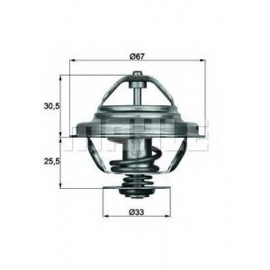 MAHLE TX2780D Термостат