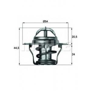 MAHLE ENGINE TX487D Термостат Behr 1.071.87.305 FORD/NISSAN/LAND ROVER/OPEL/SUBARU