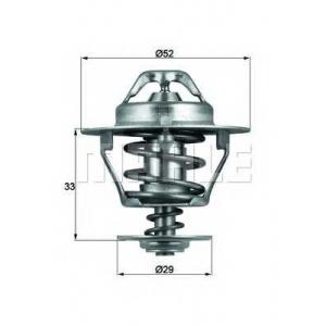 MAHLE TX 77 88 D Термостат JAGUAR; TOYOTA; VW (пр-во Mahle)