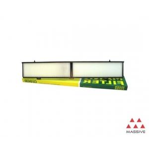 Фильтр, воздух во внутренном пространстве cu8430 mann - ALPINA B3 (E90) седан 3.0