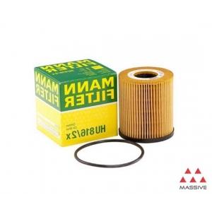 Масляный фильтр hu816x mann - BMW X5 (E70) вездеход закрытый xDrive 35 i