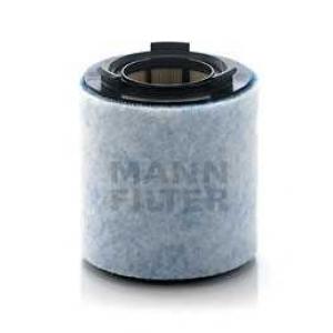 MANN-FILTER C15008 Фильтр воздушный SKODA, VW (пр-во MANN)