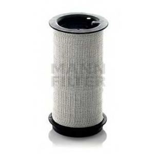 Фильтр, система вентиляции картера c716x mann - MERCEDES-BENZ ACTROS  1831, 1831 L
