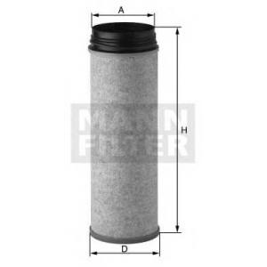 MANN-FILTER CF20001 фильтр добавочного воздуха