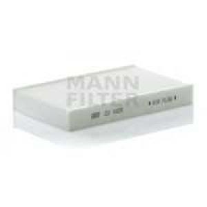 MANN-FILTER CU1629 Фильтр салона NISSAN JUKE (пр-во MANN)