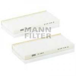 MANN CU 2214-2 Фильтр салона