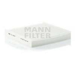 Фильтр, воздух во внутренном пространстве cu2245 mann - CITRO?N BERLINGO фургон (M_) фургон 1.1 i (MAHDZ, MBHDZ, MBHFX)