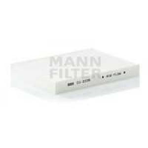 Фильтр, воздух во внутренном пространстве cu2335 mann - LANCIA MUSA (350) вэн 1.6 D Multijet