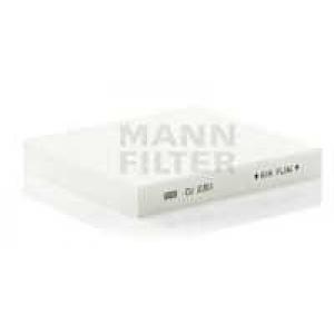 Фильтр, воздух во внутренном пространстве cu2351 mann - HONDA CIVIC VI Fastback (MA, MB) Наклонная задняя часть 1.6 i (MB1)