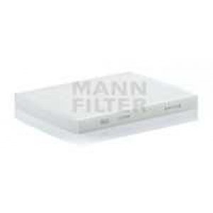 Фильтр, воздух во внутренном пространстве cu2436 mann - FORD FIESTA VI Наклонная задняя часть 1.6 Ti