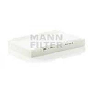 cu2940 mann Фильтр, воздух во внутренном пространстве CITROËN C3 Picasso вэн 1.6 HDi 110