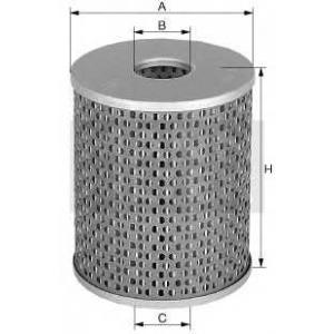 Гидрофильтр, автоматическая коробка передач h10592 mann - DEUTZ-FAHR AGROTRON  105 MK3