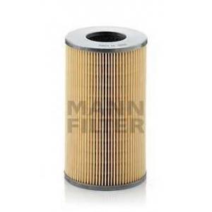 Масляный фильтр h1282x mann - MERCEDES-BENZ NG  1017