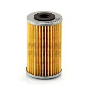 Масляный фильтр h7151n mann -