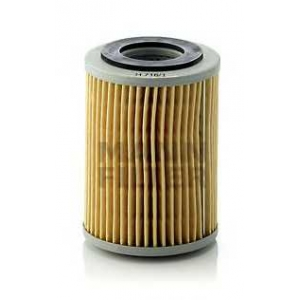 Масляный фильтр h7161x mann - OPEL VECTRA B (36_) седан 2.0 DI 16V