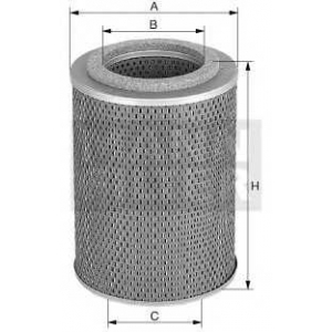 MANN-FILTER HD1397X Filter autom gear