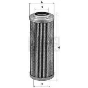 hd8821 mann Фильтр, Гидравлическая система привода рабочего об