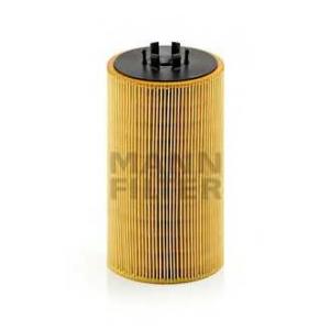 MANN HU 13 125 X Фильтрующий элемент масляного фильтра MAN TGA, Neoplan