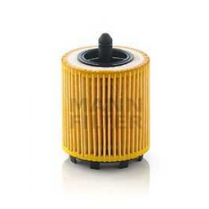 MANN-FILTER HU6007X Фильтр масляный (смен.элем.) OPEL (пр-во MANN)