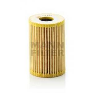 Масляный фильтр hu610x mann - MERCEDES-BENZ A-CLASS (W168) Наклонная задняя часть A 140 (168.031, 168.131)