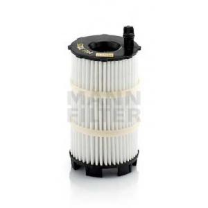 MANN HU7005X Фильтрующий элемент масляного фильтра