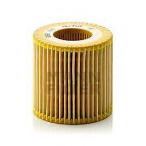 Масляный фильтр hu710x mann - SEAT IBIZA V (6J5) Наклонная задняя часть 1.2