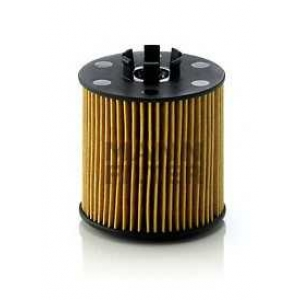 MANN HU 712/6 X Фильтрующий элемент масляного фильтра