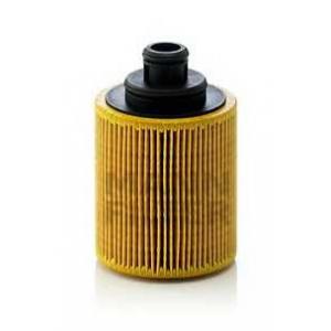 Масляный фильтр hu7127x mann - FIAT PANDA (169) Наклонная задняя часть 1.3 D Multijet 4x4