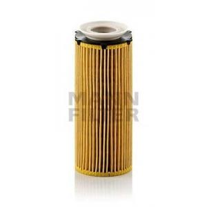 Масляный фильтр hu7203x mann - BMW X5 (E70) вездеход закрытый xDrive 30 d