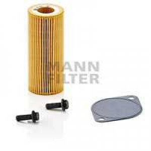 MANN-FILTER HU721ZKIT Oil filter cartridge