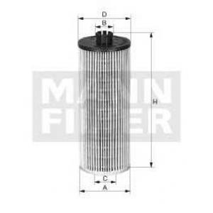 MANN HU 931/6 X Фильтрующий элемент масляного фильтра