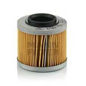 Фильтрующий элемент масляного фильтра mh651 mann -