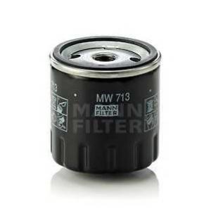 Фильтр масляный mw713 mann -