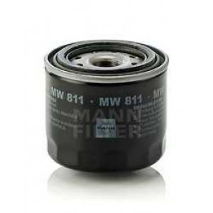 Фильтр масляный mw811 mann -