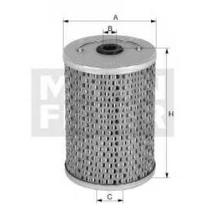 MANN-FILTER P10181 Топливный фильтр