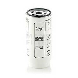MANN PL 420 X Фильтрующий элемент Pre-Line DAF 75 - XF105
