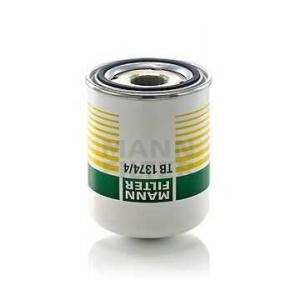 Фильтр осушителя воздуха, пневматическая система tb13744x mann -