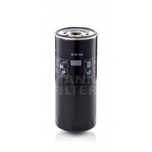 MANN W 11 102 Фильтр масляный IVECO MK, P/PA, LIAZ, TATRA