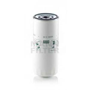 Масляный фильтр w1110235 mann - RENAULT TRUCKS Premium  Route 385.19,400.19