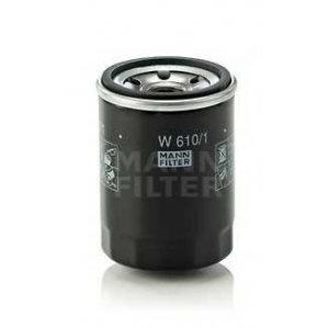MANN-FILTER W610/1 Фильтр масляный (пр-во MANN)