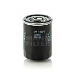 MANN w610/6 Фильтр масляный