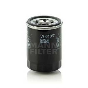 MANN-FILTER W610/7 Фильтр масляный (пр-во MANN)