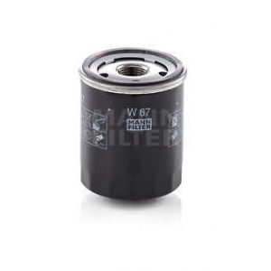 MANN w67 Фильтр масляный