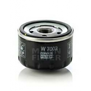 MANN-FILTER W7003 Фильтр масляный (пр-во MANN)